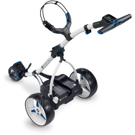 S3 PRO DHC Electric Trolley