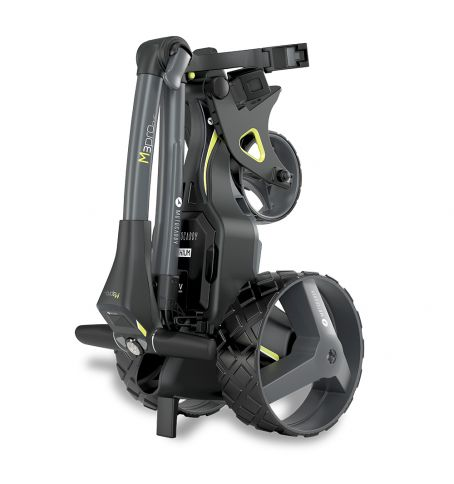 NEW M3 PRO DHC Electric Trolley