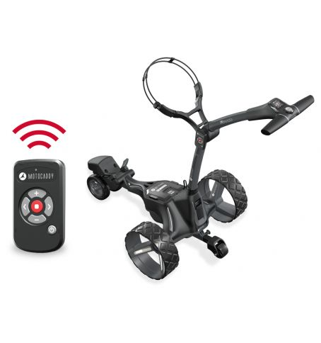 M7 REMOTE Electric Trolley