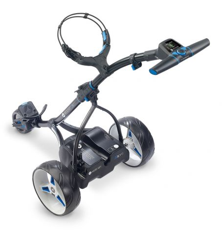 S3 PRO Electric Trolley