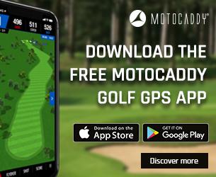 Motocaddy GPS App